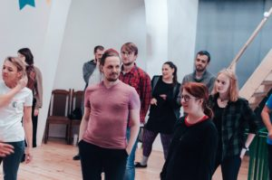 Ćwiczenia (practis) otwarte w SPL @ Swinging Promised Land | Łódź | Poland